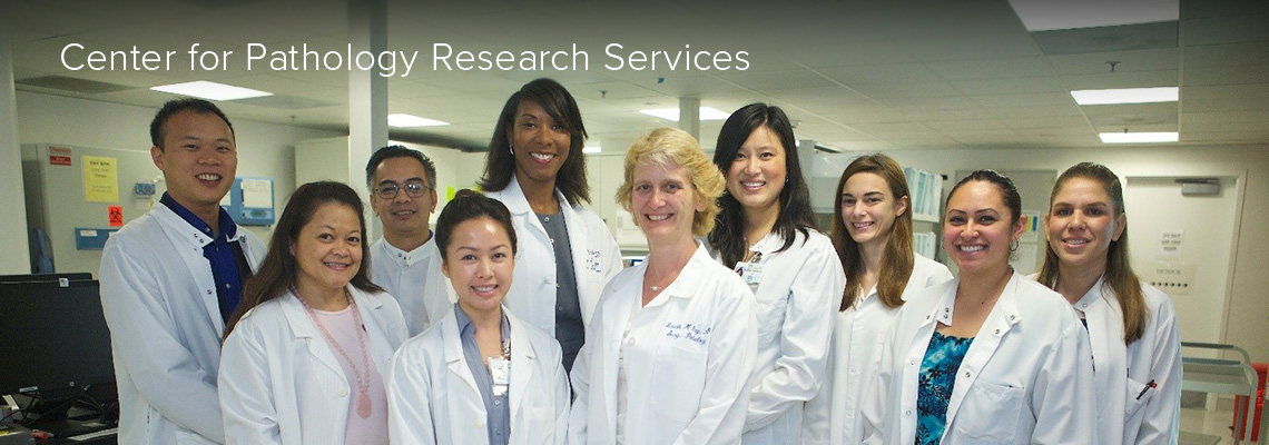 Center for Pathology Research Services