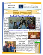 UCLA Newsletter, May 2012