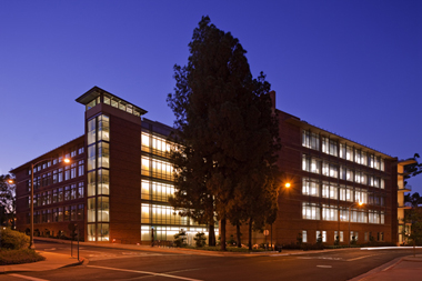 Terisaki Life Science Building, UCLA.